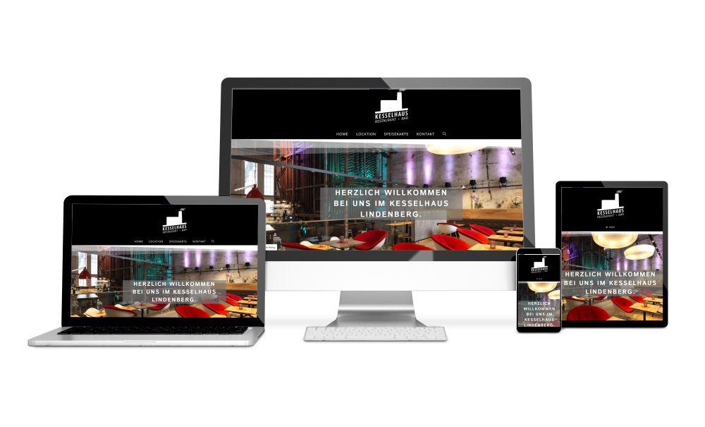 Responsive fähiges Webdesign für Websiten oder  Internetseite von HADE MEDIA