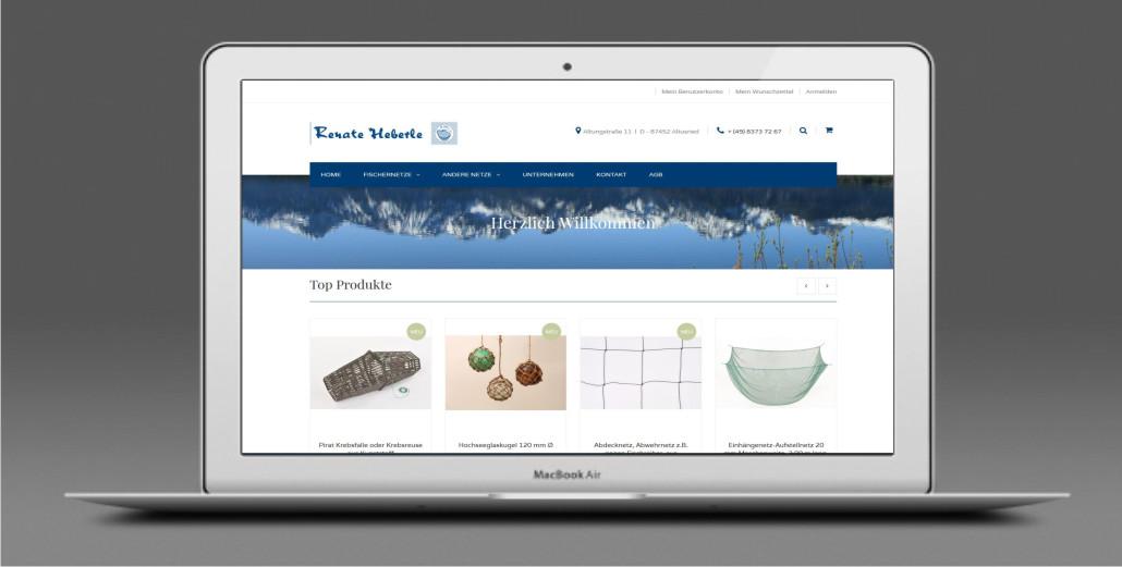 Web Shop HADE MEDIA e-comerce Lindenberg, Lindau, Scheidegg, Heimenkirch, Wangen, Opfenbach
